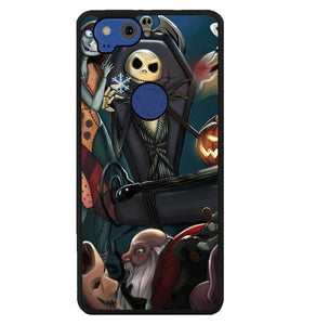 Nightmare Before Christmas Y0643 Google Pixel 2 Case