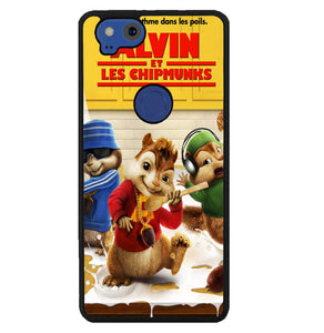 alvin and the chipmunks Y0710 Google Pixel 2 Case