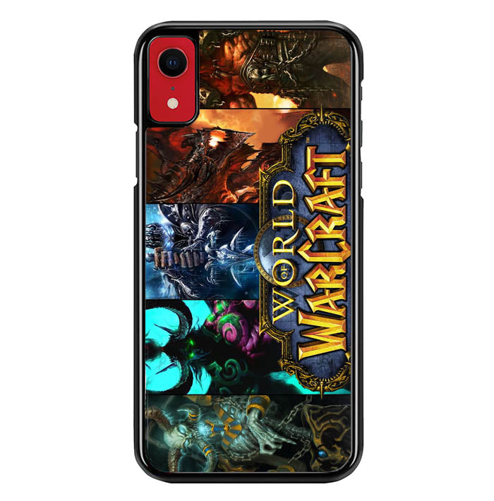 World of Warcraft Y0721 iPhone XR Case