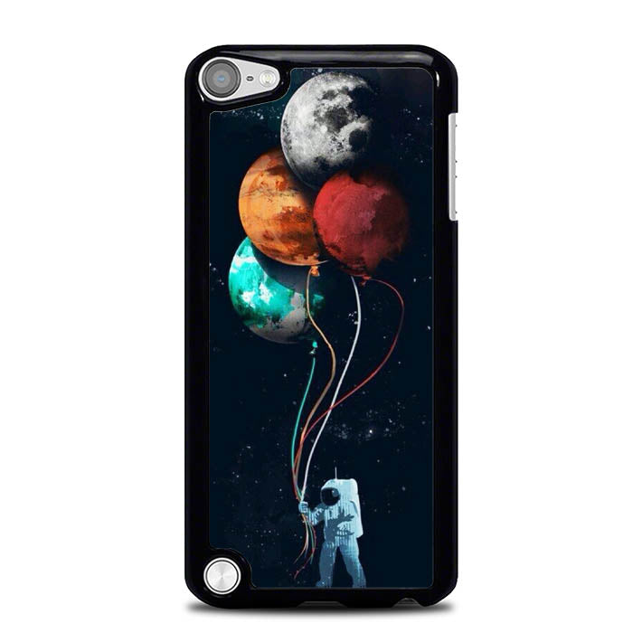 astronaut moon Y0745 iPod Touch 5 Case
