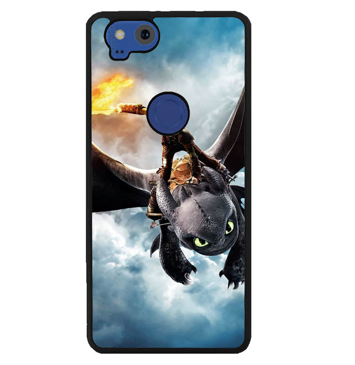 toothless how to train your dragon Y0782 Google Pixel 2 Case
