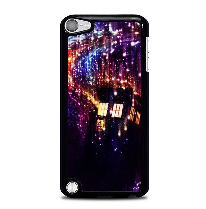doctor who tardis in space Y0795 iPod Touch 5 Case