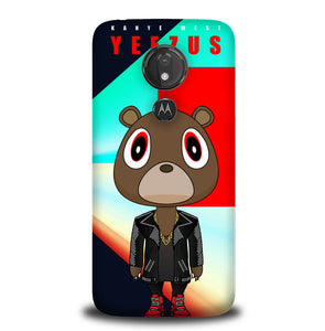 Kanye West Yeezus Y0821 Motorola Moto G7 Power Case