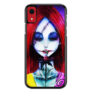 sally the nightmare before christmas Y0860 iPhone XR Case