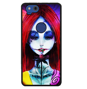 sally the nightmare before christmas Y0860 Google Pixel 2 Case
