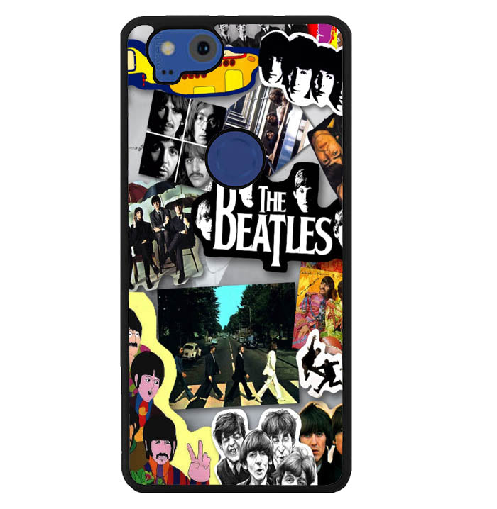 the beatles quotes Y0870 Google Pixel 2 Case
