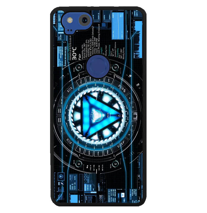 stark industries iron man Y0946 Google Pixel 2 Case