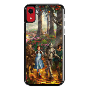 wizard of oz wallpaper Y0973 iPhone XR Case