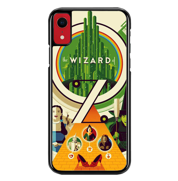 wizard of oz wallpaper Y0974 iPhone XR Case
