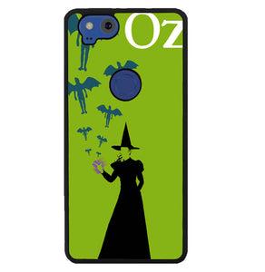 Wicked Wizard Of Oz Y0978 Google Pixel 2 Case