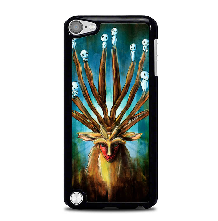 forest spirit mononoke Y1046 iPod Touch 5 Case