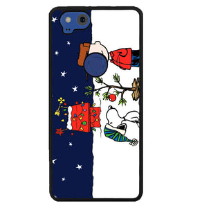 Charlie Brown and Snoopy WALLPAPER Y1087 Google Pixel 2 Case