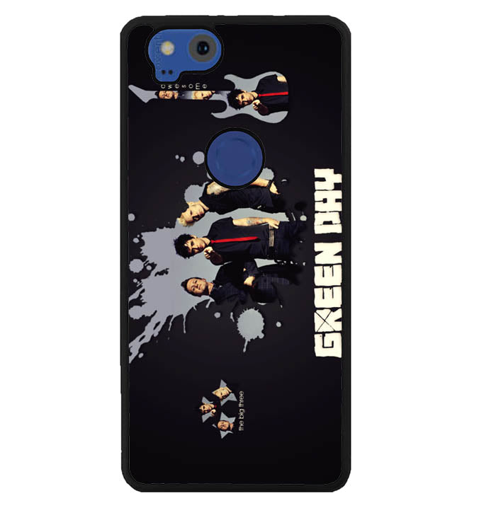 Green Day LOGO Y1134 Google Pixel 2 Case