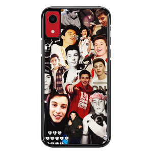 shawn mendes collage Y1146 iPhone XR Case