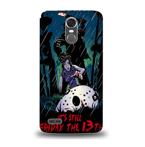 friday the 13th wallpaper Y1241 Lg Stylo 3 , Stylo 3 Plus, Stylus 3 , Stylus 3 Plus Case