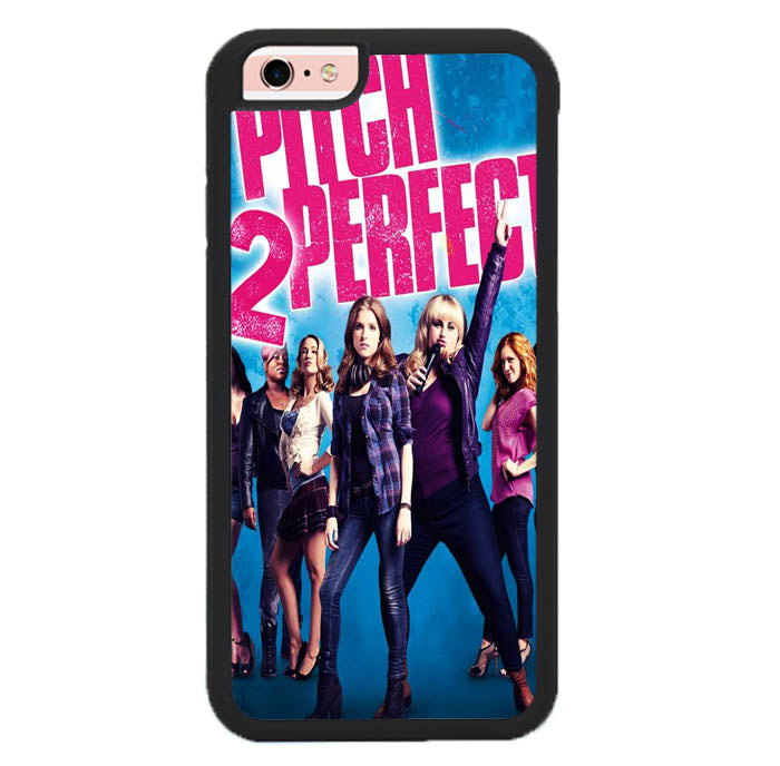 Pitch Perfect 2 The Barden Bellas Y1245 iPhone 6, 6S Case