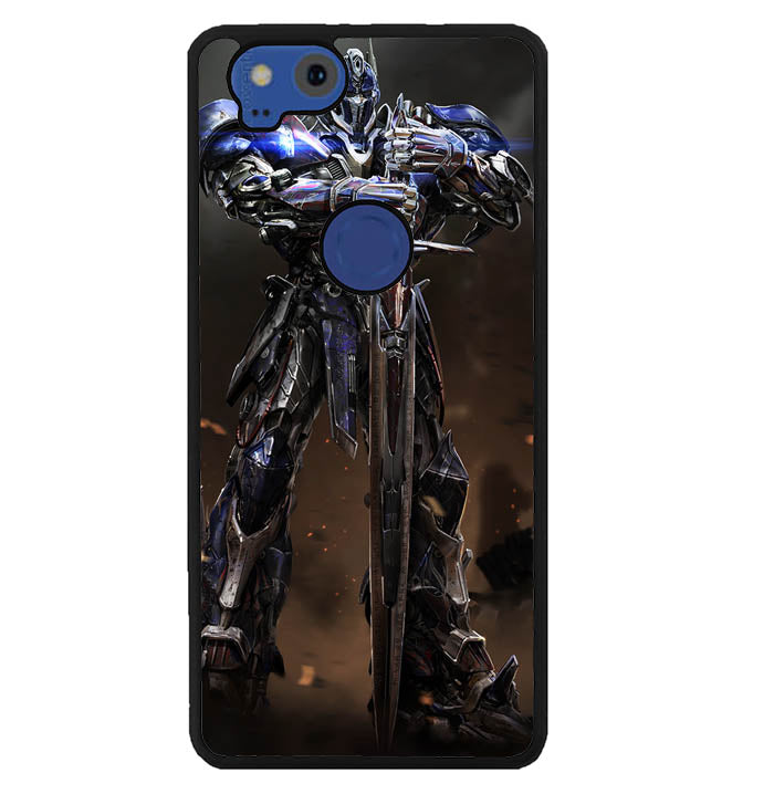 Optimus Prime in Transformers 4 Y1249 Google Pixel 2 Case