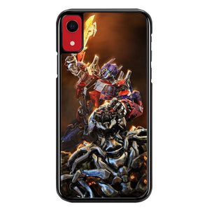 Optimus Prime in Transformers 4 Y1250 iPhone XR Case