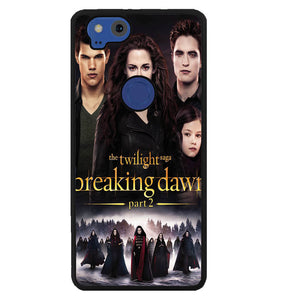 The Twilight Breaking Dawn part two Y1260 Google Pixel 2 Case