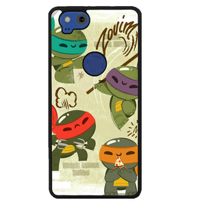 Cute Teenage Mutant Ninja Turtles Y1286 Google Pixel 2 Case