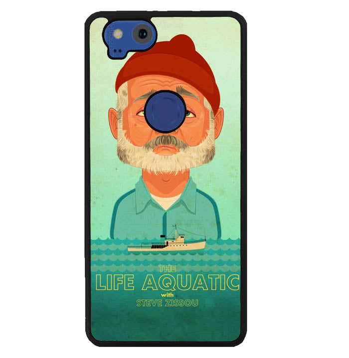bill murray wallpaper Y1420 Google Pixel 2 Case
