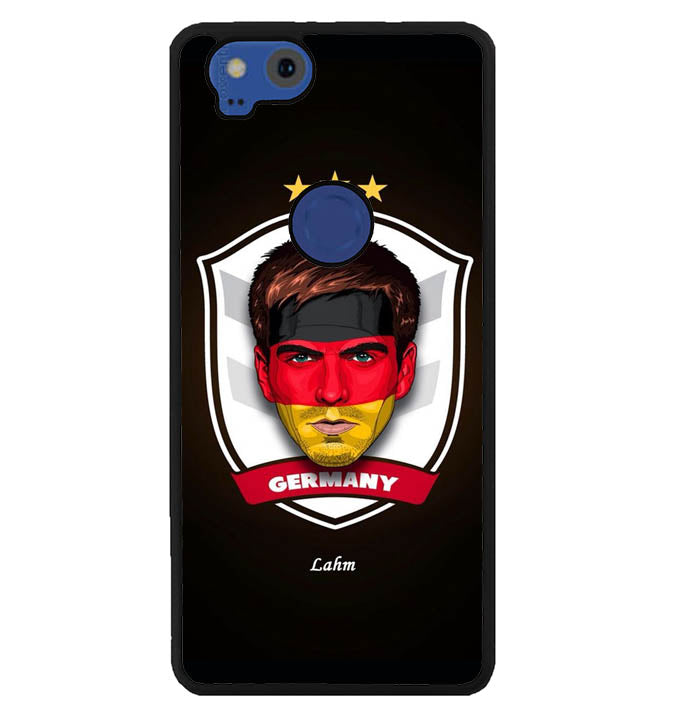 Germany Lahm W0002 Google Pixel 2 Case