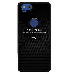 Arsenal W0010 Google Pixel 2 Case
