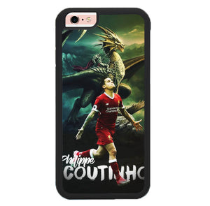 philippe coutinho liverpool W0013 iPhone 6, 6S Case