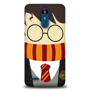 Harry potter W0014 LG K8 2018, K8 Plus 2018, Aristo 2, Aristo 2 Plus, Fortune 2, Risio 3, Zone 4, Rebel 4, Tribute Dynasty, Case