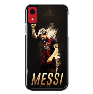 messi barcelona W0022 iPhone XR Case
