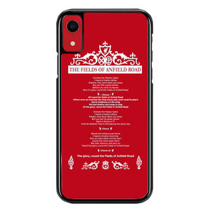 Liverpool W0026 iPhone XR Case