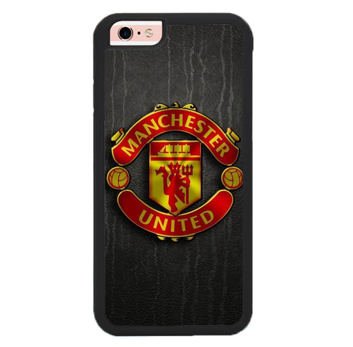 Manchester united W0071 iPhone 6, 6S Case