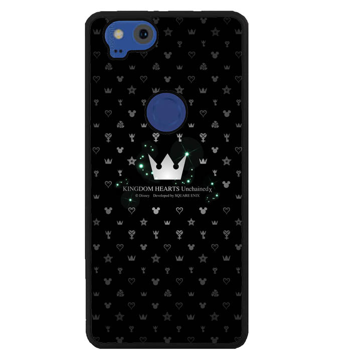 kingdom hearts W0072 Google Pixel 2 Case