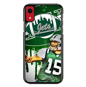 NEW YORK JETS W3017 iPhone XR Case