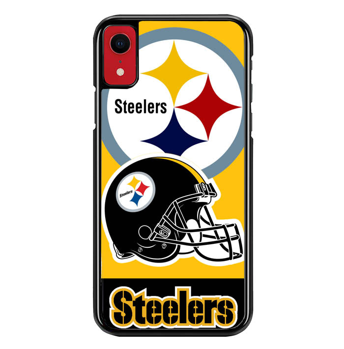 Pittsburgh Steelers W3025 iPhone XR Case