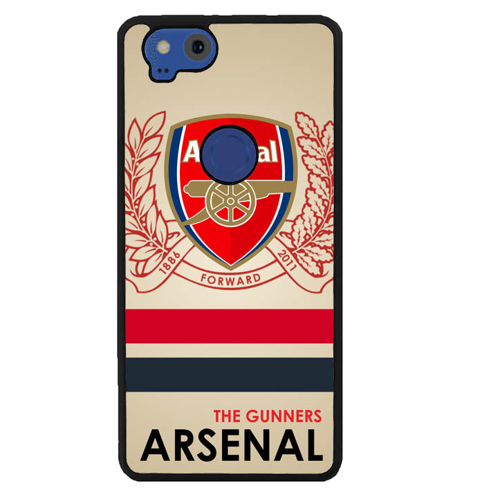 ARSENAL W3041 Google Pixel 2 Case