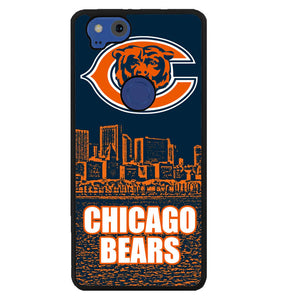 Chicago Bears W3076 Google Pixel 2 Case