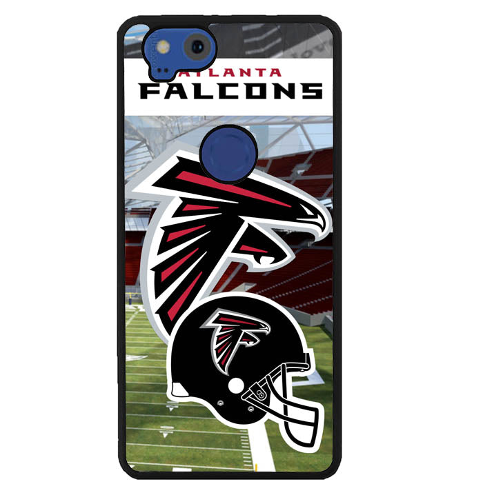 atlanta falcons W3113 Google Pixel 2 Case