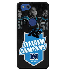Carolina Panthers W3116 Google Pixel 2 Case