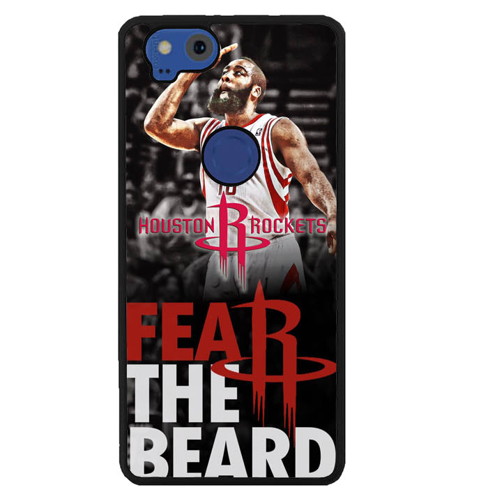 Houston Rockets W3141 Google Pixel 2 Case