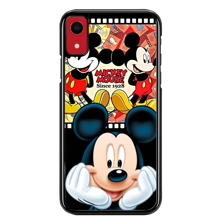 mickey mouse W3170 iPhone XR Case