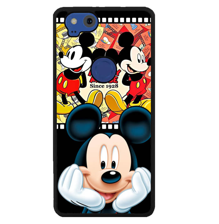 mickey mouse W3170 Google Pixel 2 Case