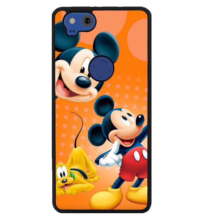 mickey mouse W3171 Google Pixel 2 Case
