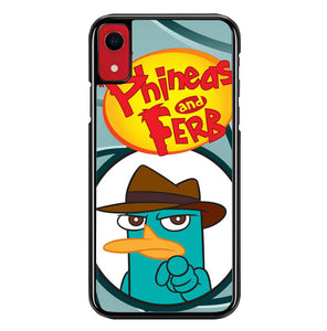 perry platypus W3175 iPhone XR Case