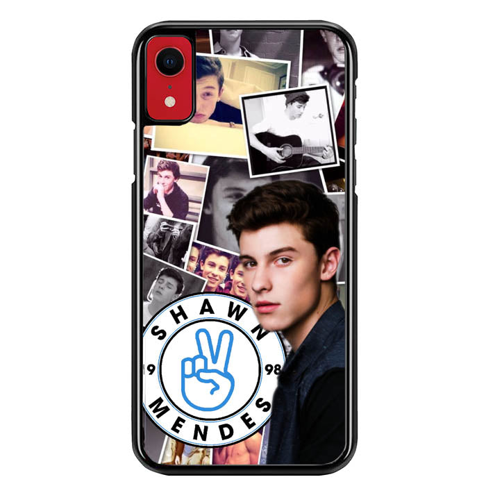shawn mendes W3321 iPhone XR Case