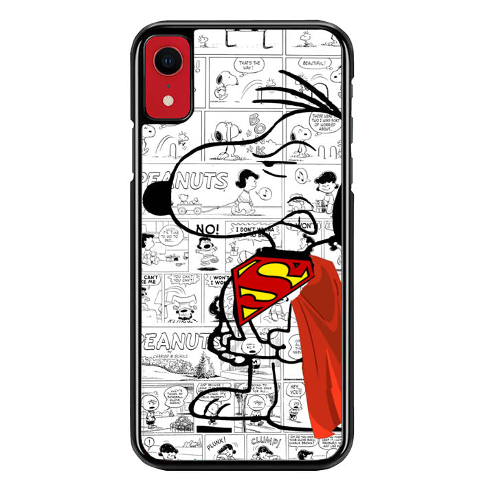 Snoopy W3587 iPhone XR Case