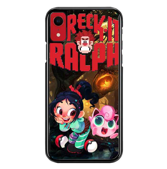 wreck it ralph W3806 iPhone XR Case