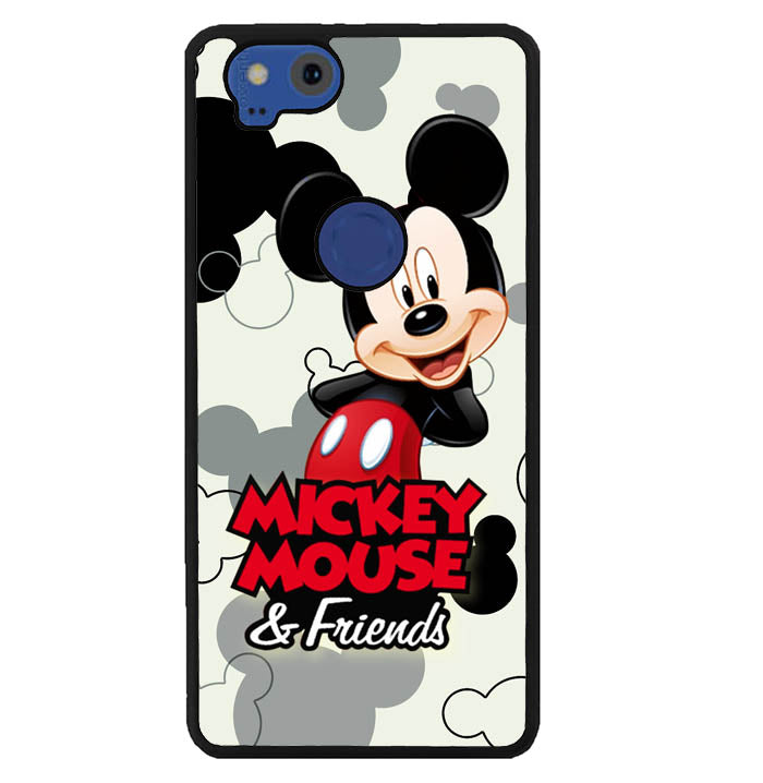 mickey mouse W3817 Google Pixel 2 Case