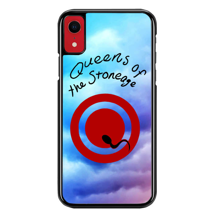 queen of the stone age W3827 iPhone XR Case