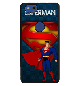 superman W3841 Google Pixel 2 Case